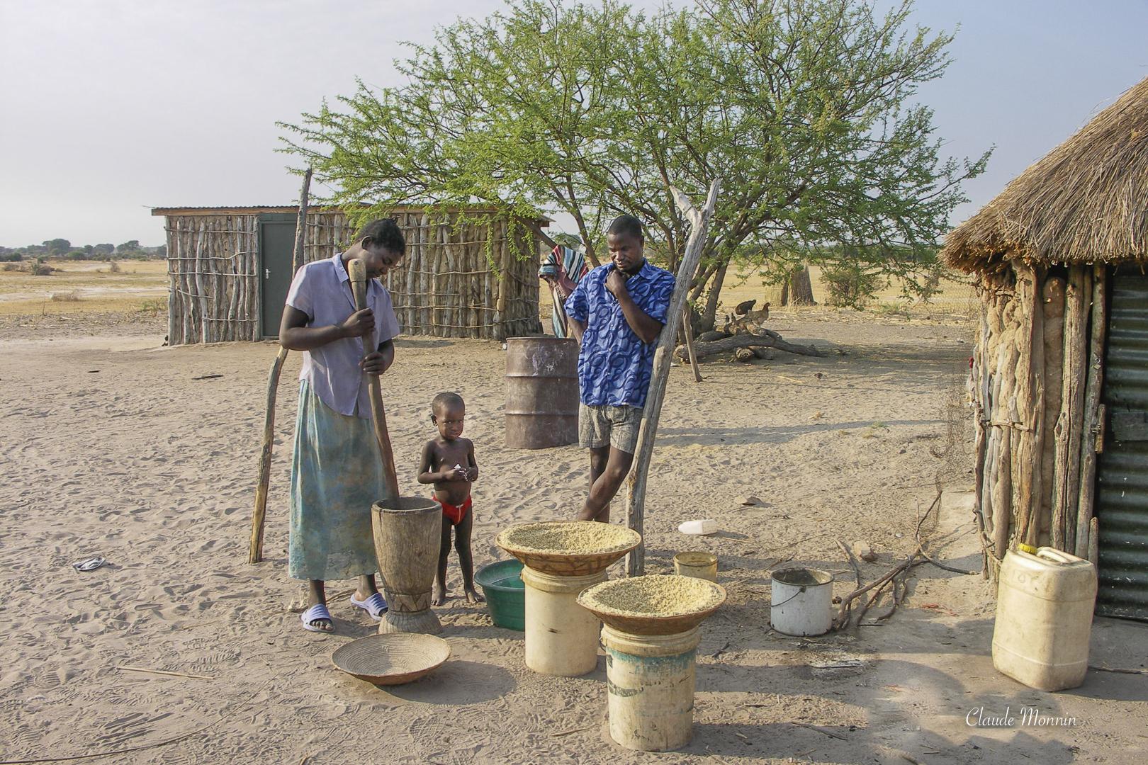 Afrique 1 404Namibie