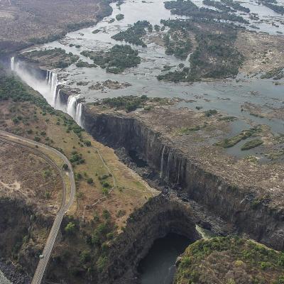 Afrique 3 090Zimbabwe