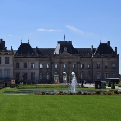 château de Luneville