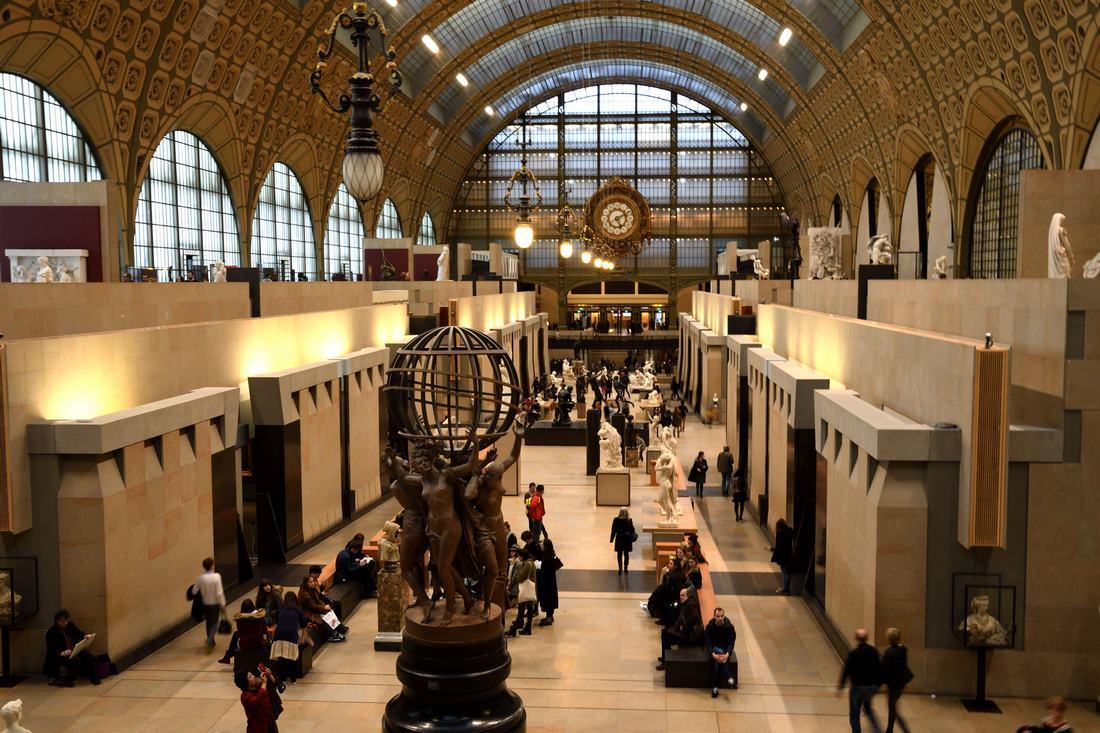 Musée D'Orsay (Copier)