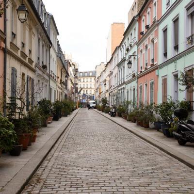 Rue Crémieux Paris (Copier)