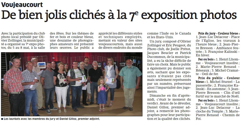 Expo voujeaucourt 2016